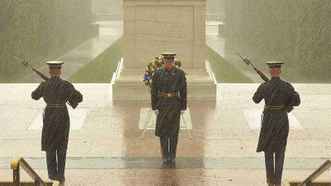 Guards at Tomb of the Unknown Soldier