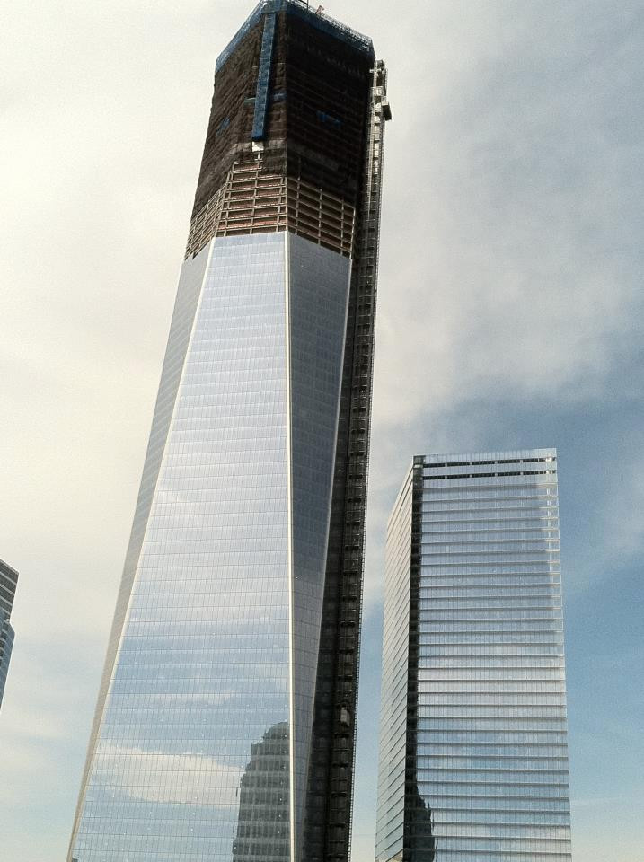 New Freedom Tower NYC